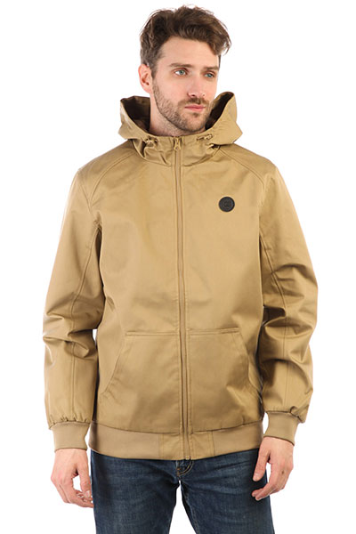 Куртка DC Ellis Jacket Khaki puma толстовка bmw msp hooded sweat jacket