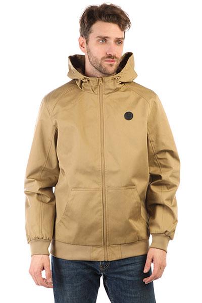 Куртка DC Ellis Jacket Khaki куртки dc shoes куртка