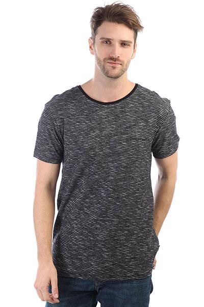 Футболка Quiksilver Kentin Black Kentin футболка pepe jeans london футболка