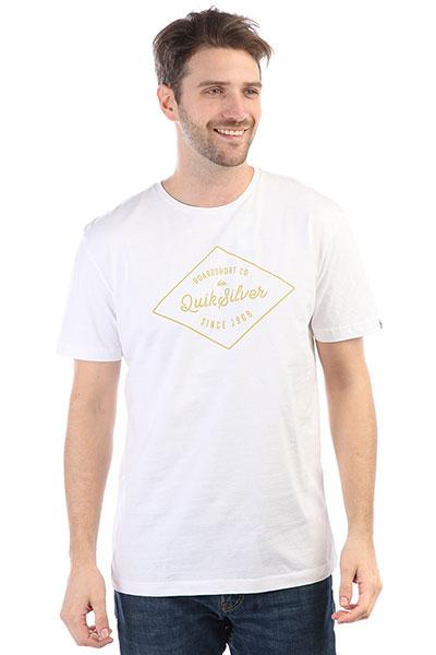 Футболка Quiksilver Ssclaamethyst White футболка jack