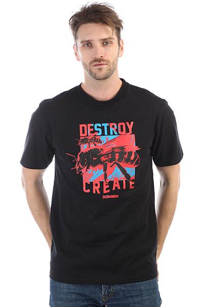 Футболка DC Bees Attack Black футболка pepe jeans london футболка