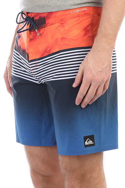 Шорты пляжные Quiksilver Highlavadiv19 Navy Blazer tiger of sweeden джинсы