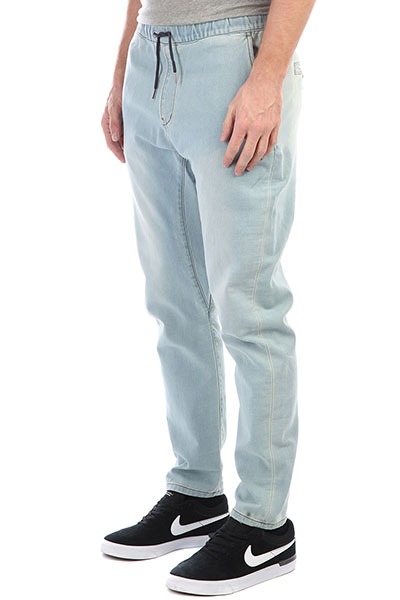 Штаны прямые Quiksilver Fonicstraightfl Bleached Surf штаны прямые penfield howland twill pants black
