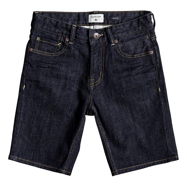 Шорты джинсовые детские Quiksilver Dist Rin Sh Rinse