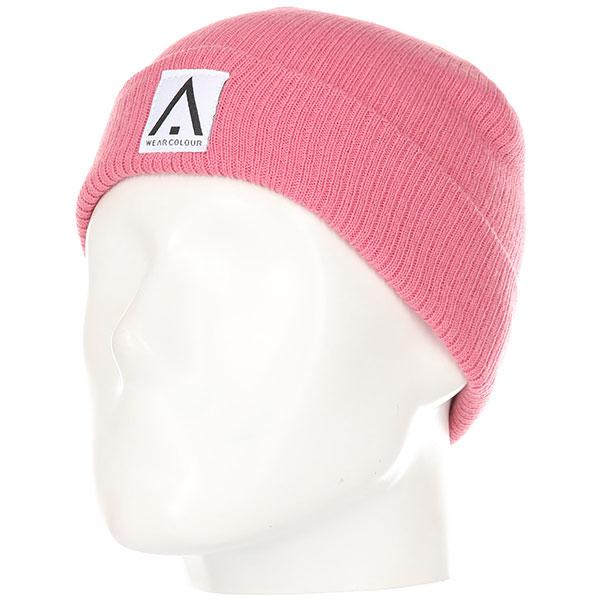 Шапка детская WearColour Y Beanie Bubblegum<br><br>Цвет: розовый<br>Тип: Шапка<br>Возраст: Детский