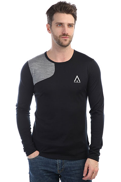 Термобелье (верх) Colour Wear Shield Jersey Black