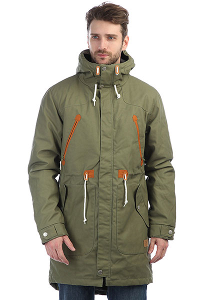 Куртка парка Colour Wear Urban Parka Loden куртка urban republic куртка