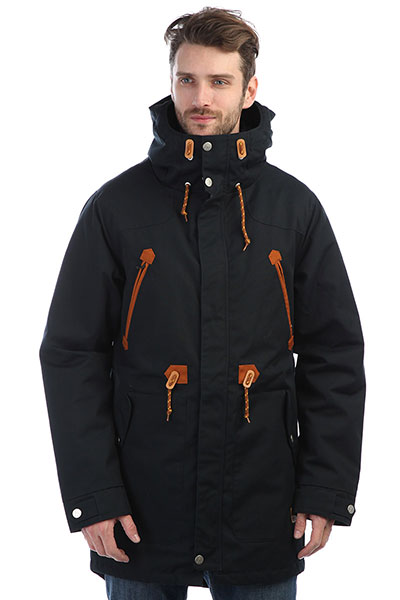 Куртка парка Colour Wear Urban Parka Black куртка urban republic куртка