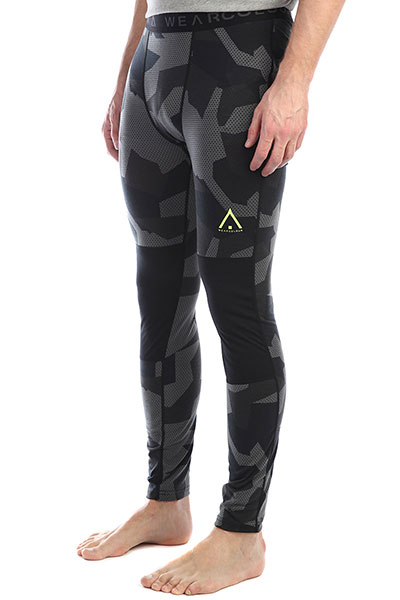 Термобелье (низ) Colour Wear Guard Pant Asymmetric Rock puma брюки afc training pant tapered