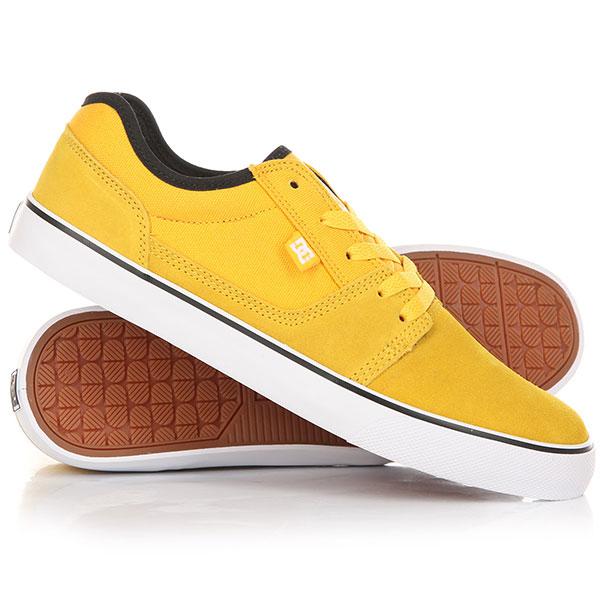 Кеды кроссовки низкие DC Tonik Yellow/Gold автофургон baw tonik с пробегом в москве