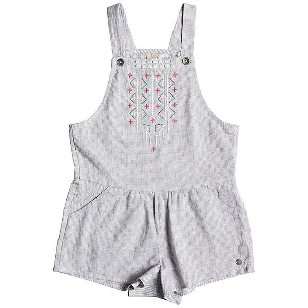 Комбинезон детский Roxy Loveisstill Deep Cobalt<br><br>Цвет: серый<br>Тип: Комбинезон<br>Возраст: Детский