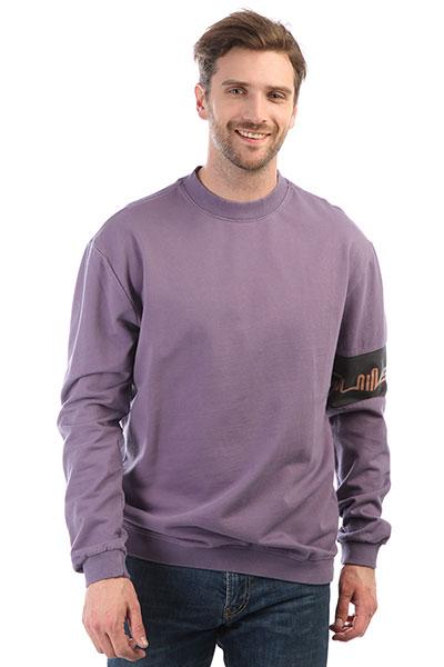 Толстовка классическая Quiksilver Waveslide Cadet<br><br>Цвет: фиолетовый<br>Тип: Толстовка классическая<br>Возраст: Взрослый<br>Пол: Мужской