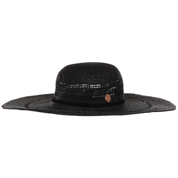 Шляпа женская Rip Curl Ritual Boho Black<br><br>Цвет: черный<br>Тип: Шляпа<br>Возраст: Взрослый<br>Пол: Женский