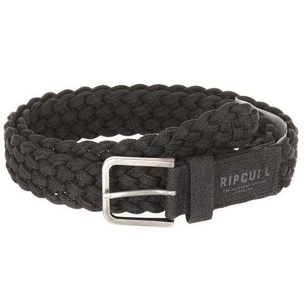 Ремень Rip Curl Lifestyle Belt Black rip curl шапка ripper revo black 1158509