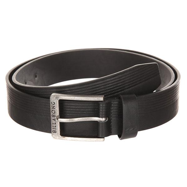 Ремень Billabong Vacant Belt Black<br><br>Цвет: черный<br>Тип: Ремень<br>Возраст: Взрослый<br>Пол: Мужской