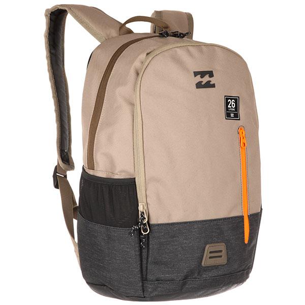 Рюкзак городской Billabong Command Lite Pack Khaki штаны прямые billabong new order chino khaki