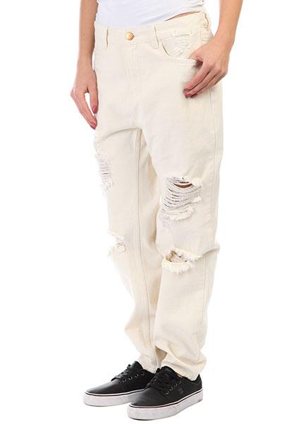 Джинсы прямые женские Billabong Hey Boy Sandstone штаны прямые billabong new order chino khaki