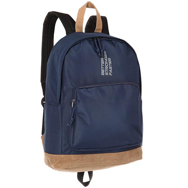 Рюкзак городской TrueSpin Backpack Navy рюкзаки zipit рюкзак shell backpacks