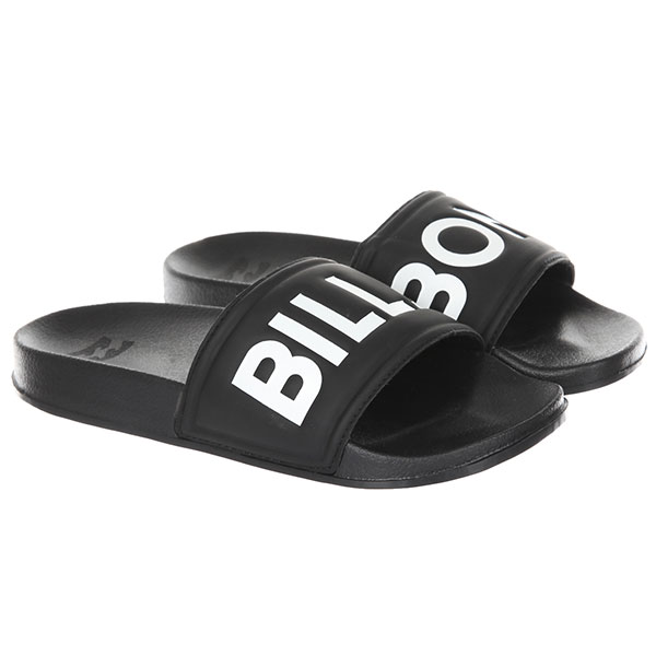 Шлепанцы женские Billabong Legacy Sandal Off Black