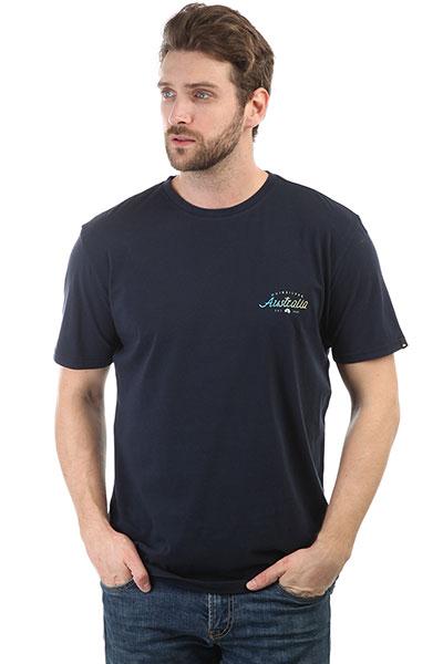 Футболка Quiksilver Ssclaberaway Navy Blazer<br><br>Цвет: Темно-синий<br>Тип: Футболка<br>Возраст: Взрослый<br>Пол: Мужской