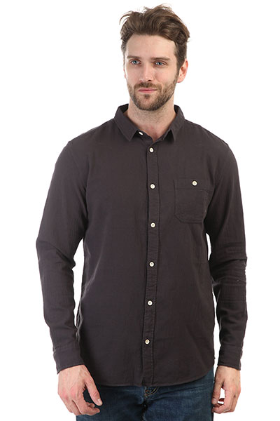 Рубашка Quiksilver Newtimeboxls Tarmac толстовка quiksilver fleece tarmac