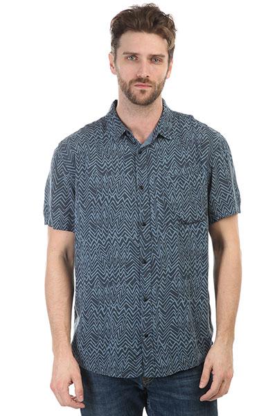 Рубашка Quiksilver Variableshi Real Teal Variable шорты пляжные детские quiksilver hightechyth16 real teal