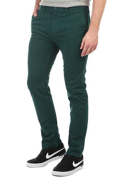 Штаны прямые DC Wrk Str Chino June Bug<br><br>Цвет: зеленый<br>Тип: Штаны прямые<br>Возраст: Взрослый<br>Пол: Мужской