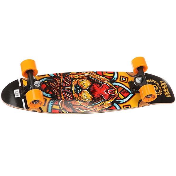 Скейт мини круизер Юнион Doggy Multi 7.75 x 29 (73.6 см)Крутой скейтборд Doggy с уникальным прикольным принтом.Катайтесь и любите, то что делаете! Характеристики:Скейтбордический комплект.Конкейв: medium. Технология холодного пресса, которая позволяет сделать доску прочной и надёжной, минимизируется риск возникновения винта.Применяемый эпоксидный клей повысил устойчивость к температурным перепадам и расслоениям. Лазерная гравировка с уникальным серийным номером на деке, подтверждающим прохождение проверки на прочность и качество. Колеса: 59 мм с жесткостью 83A. Подшипники: Юнион Abec 7. Материал: 100% прочный канадский клён. Для оформления пожизненной гарантии - зарегистрируйте номер деки на официальном сайте бренда.<br><br>Цвет: мультиколор<br>Тип: Скейт мини круизер<br>Возраст: Взрослый<br>Пол: Мужской