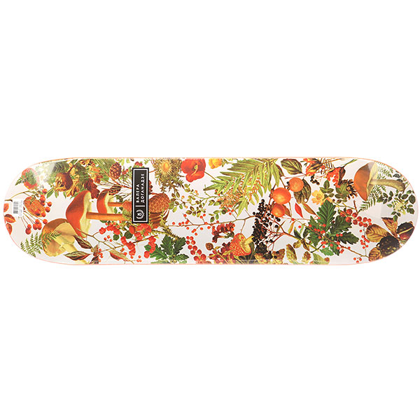 Дека для скейтборда для скейтборда Юнион Doganadze Multi 32 x 8.25 (21 см)