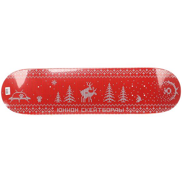 Дека для скейтборда для скейтборда Юнион Sweater Red 32.2 x 8.375 (21.3 см)