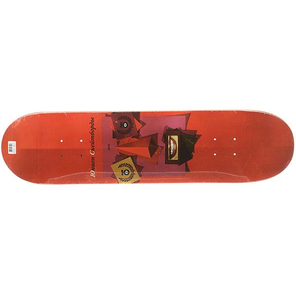 Дека для скейтборда для скейтборда Юнион Face Multi 31.875 x 7.875 (20 см)