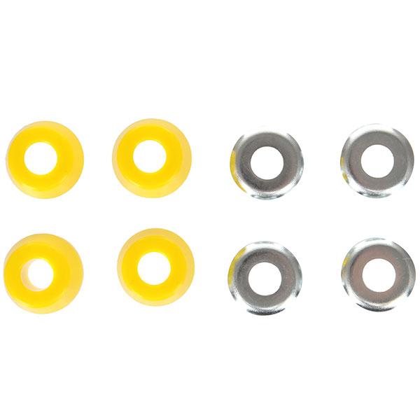 Амортизаторы для скейтборда Юнион Бушинги 95A Yellow