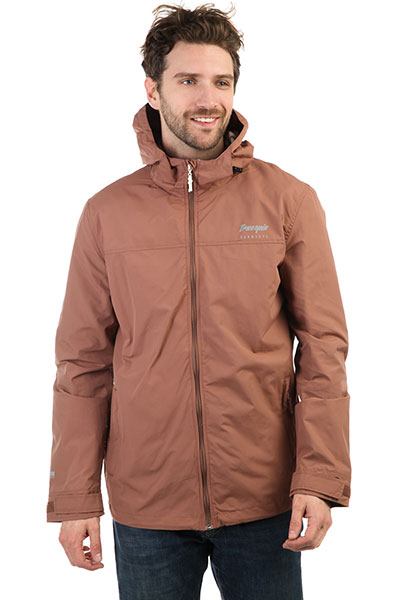 Ветровка TrueSpin Rain Jacket Twilight Mauve