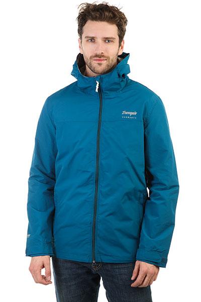 Ветровка TrueSpin Rain Jacket Ocean Blue tech training rain jacket