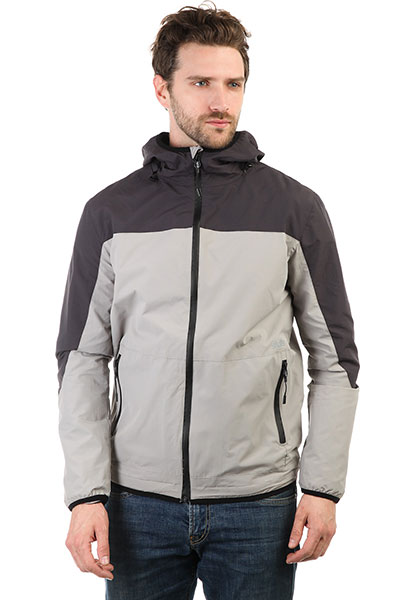 Ветровка Skills Delta Fully Zipped Grey/Grey
