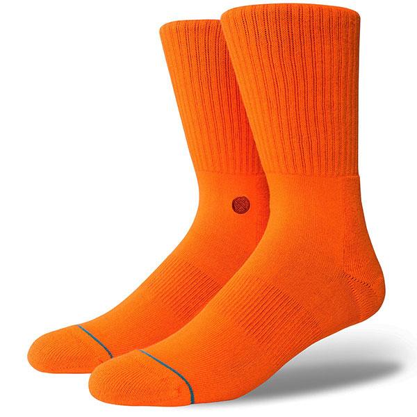 Носки средние Stance Носки Uncommon Solids Icon Orange носки средние детские stance guano orange