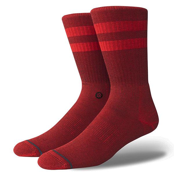 Носки средние Stance Носки Uncommon Solids Joven Red носки средние детские stance guano orange