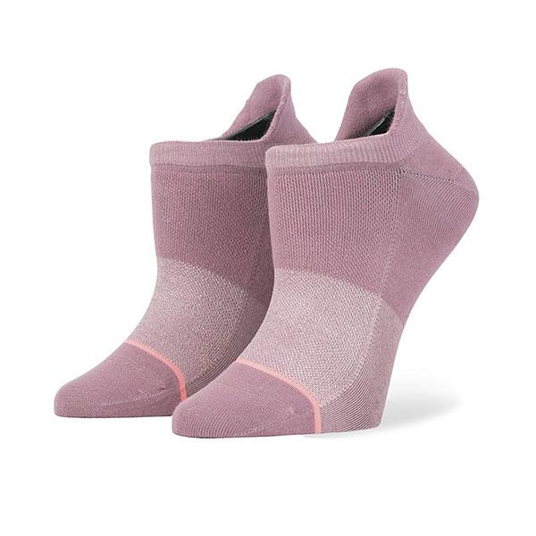Носки средние женские Stance Носки Ж Foundation Women Committed Purple<br><br>Цвет: розовый<br>Тип: Носки средние<br>Возраст: Взрослый<br>Пол: Женский
