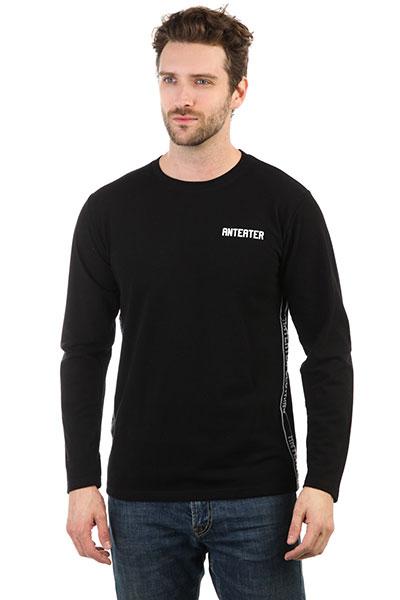 Лонгслив Anteater Longsleeve Logo Black купить
