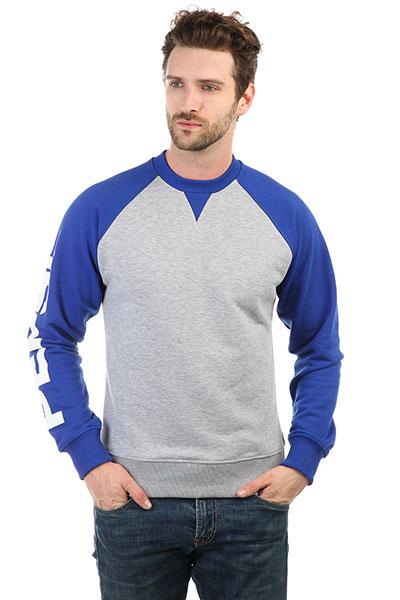 Свитшот Anteater x Pepsi Crewneck Blue/Grey<br><br>Цвет: синий,серый<br>Тип: Свитшот<br>Возраст: Взрослый<br>Пол: Мужской