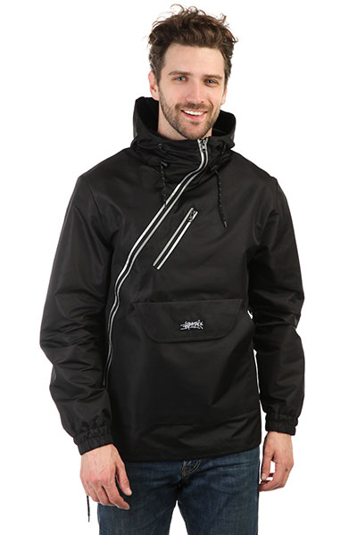 Ветровка Anteater Windjacket65 Black