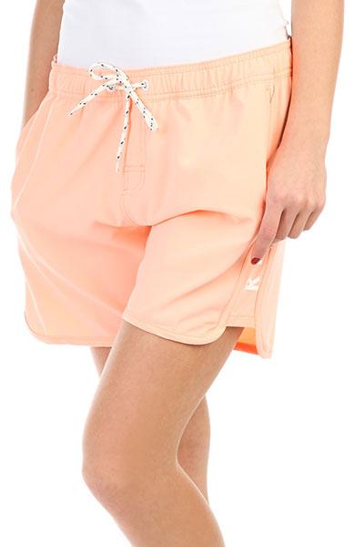 Шорты пляжные женские Rip Curl Manhattan 7 Peach rip curl плавательные шорты от rip curl 102153