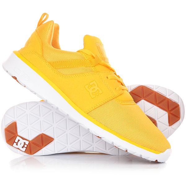 Кроссовки DC Heathrow Yellow/Gold dc shoes кеды dc heathrow 12