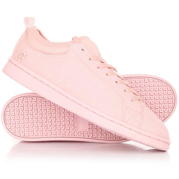 Кеды кроссовки низкие женские DC Magnolia Tx Rose кеды dc shoes кеды council tx m shoe