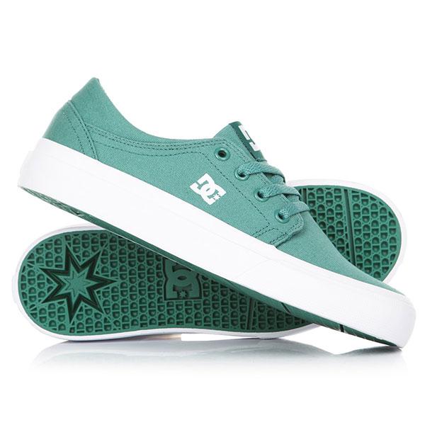 Кеды кроссовки низкие детские DC Trase Tx Teal dc shoes кеды dc heathrow se 11