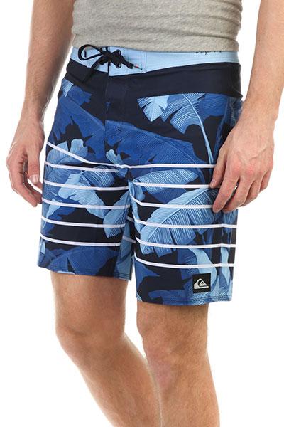 Шорты пляжные Quiksilver Highislandtim19 Navy Blazer<br><br>Цвет: синий<br>Тип: Шорты пляжные<br>Возраст: Взрослый<br>Пол: Мужской