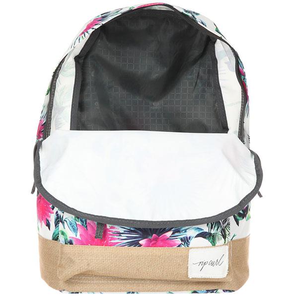 Рюкзак городской женский Rip Curl Palms Away Dome White