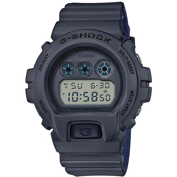 Электронные часы Casio G-Shock dw-6900lu-8e Grey