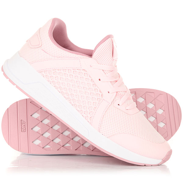 Кроссовки женские ANTA 82828801-3 Pink<br><br>Цвет: розовый<br>Тип: Кроссовки<br>Возраст: Взрослый<br>Пол: Женский