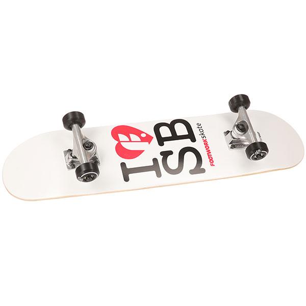 Скейтборд в сборе Footwork 18 Mid I F Sb 28.7 x 7.31 (17.8 см)Уникальный скейтборд из высококачественного клена с крутой графикой.Технические характеристики: Длина - 72,9 см, ширина - 18,6 см.Средний конкейв.Специальный клей SLP Resin.Колеса FS Black 53мм 98A.Прочные подвески Footwork.Подшипники Footwork ABEC5.Классическая шкурка.Болты Footwork.<br><br>Цвет: белый<br>Тип: Скейтборд в сборе<br>Возраст: Взрослый<br>Пол: Мужской